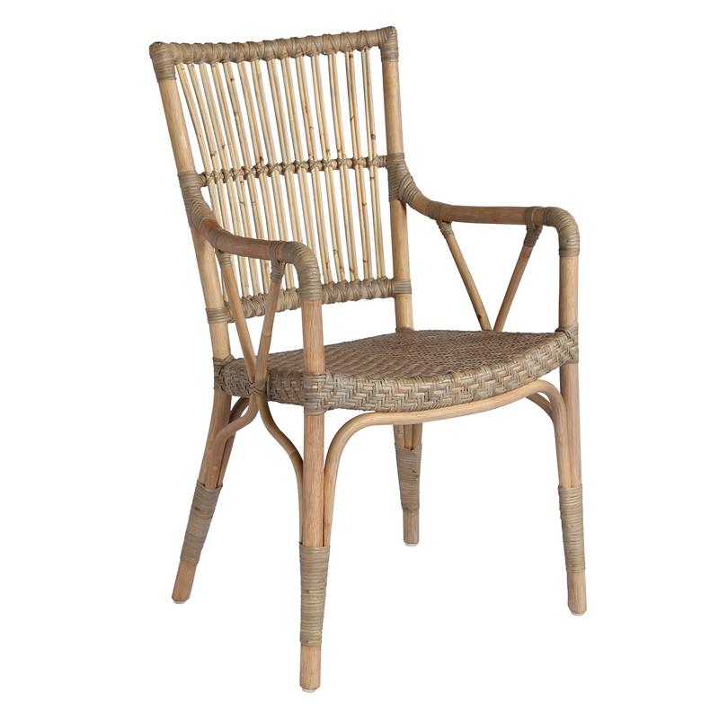 Krzesło z podłokietnikami Piano Originals  Sika 2