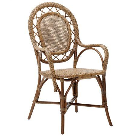 Krzesło z podłokietnikami Romantica Originals  Sika