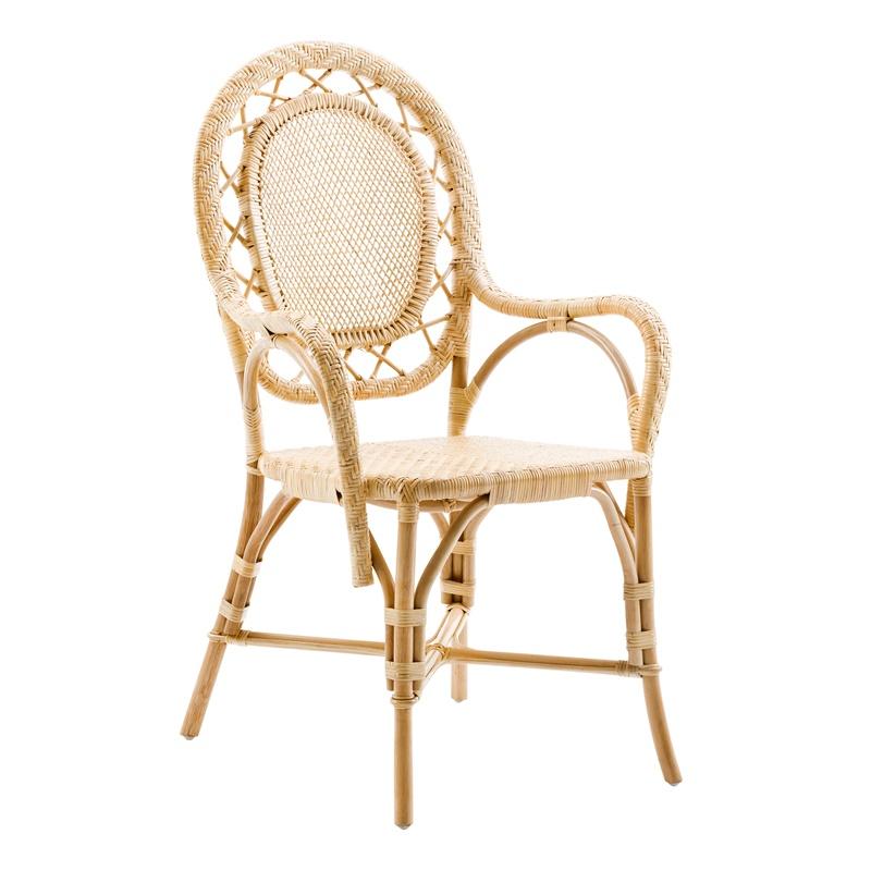 Krzesło z podłokietnikami Romantica Originals  Sika 1