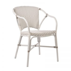 Krzesło Valerie Alu Affaire  Sika