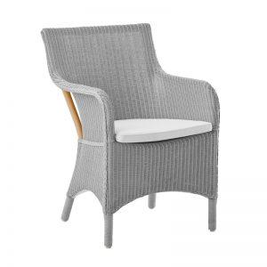 Krzesło z podłokietnikami Marie Loom Living  Sika