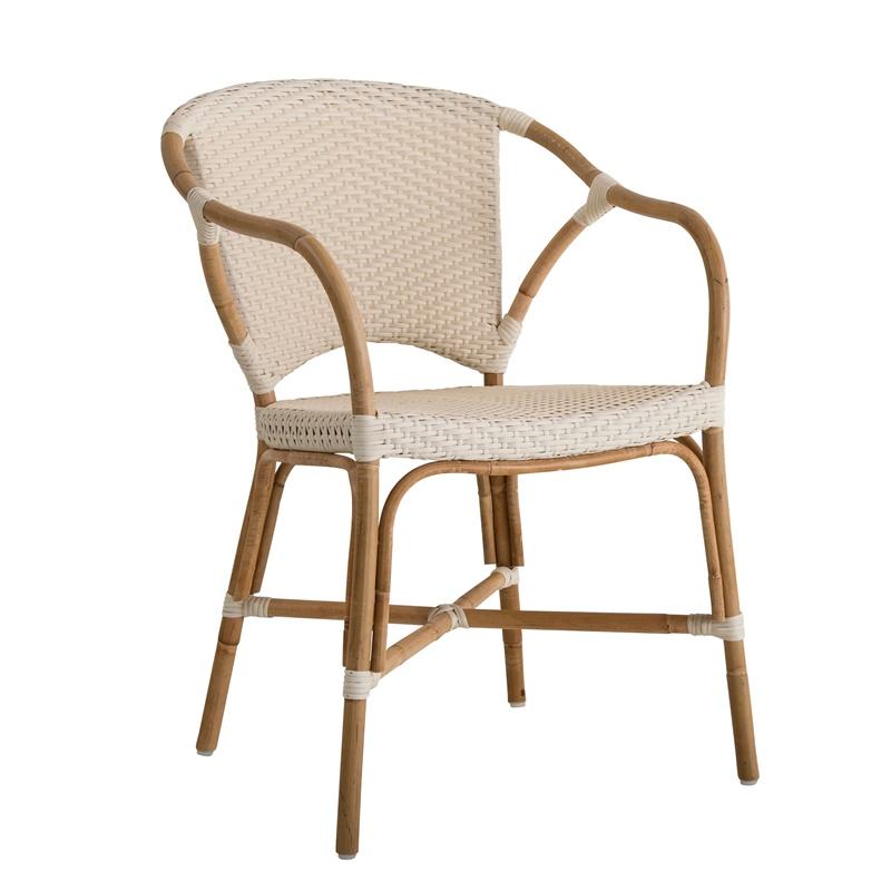 Krzesło z podłokietnikami Valerie Affaire  Sika