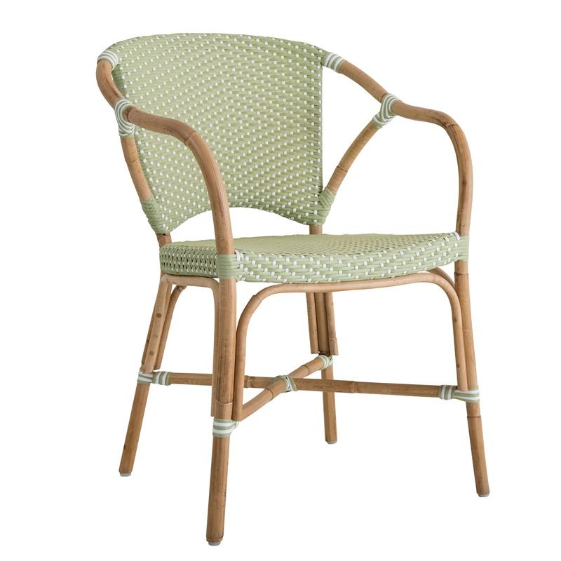 Krzesło z podłokietnikami Valerie Affaire  Sika 1