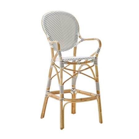 Krzesłowe barowe Isabell Affaire  Sika