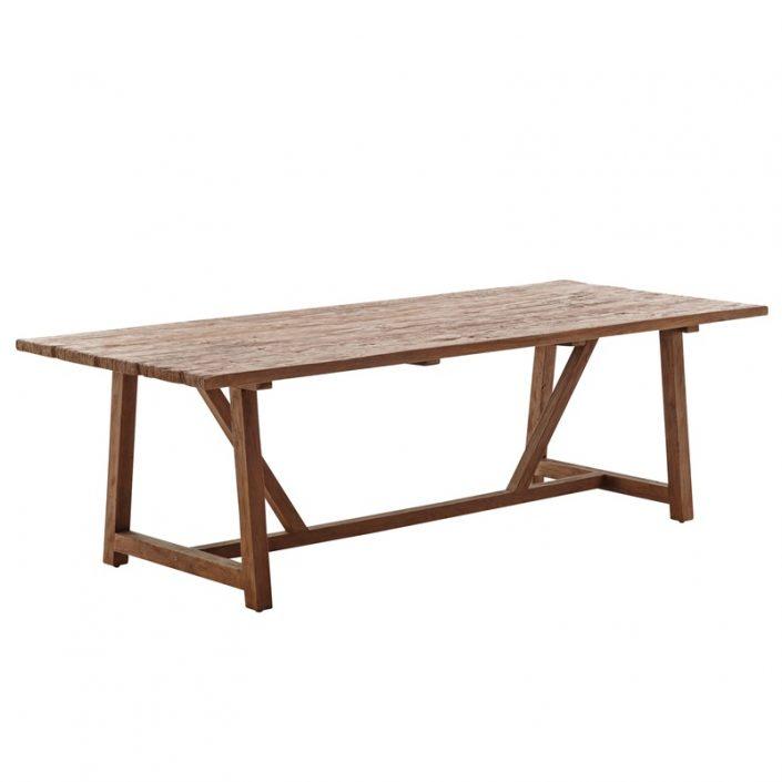 Stół tekowy Lucas Loom Living  Sika