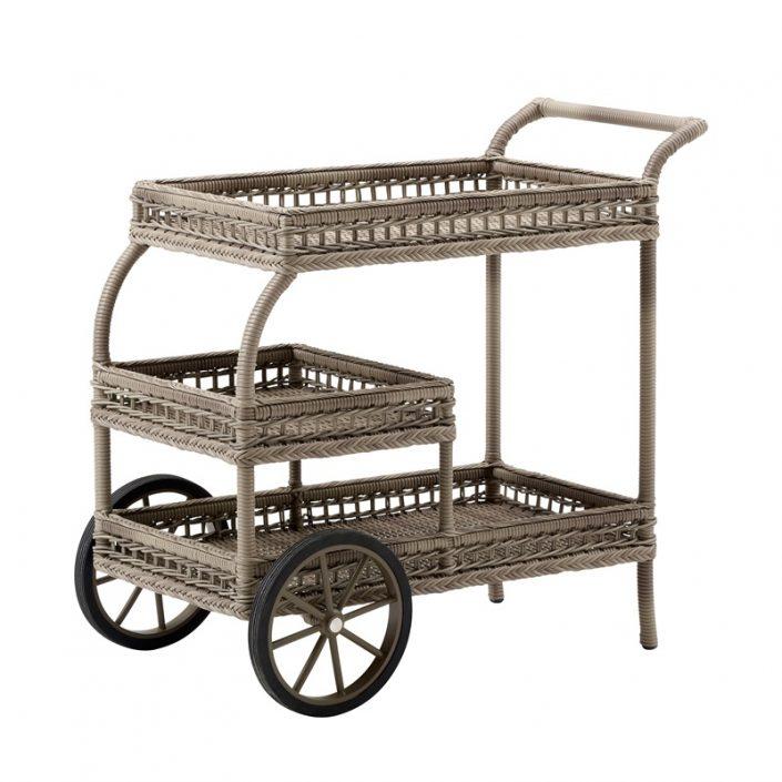 Klasyczny wózek ogrodowy James Georgia Garden  Sika