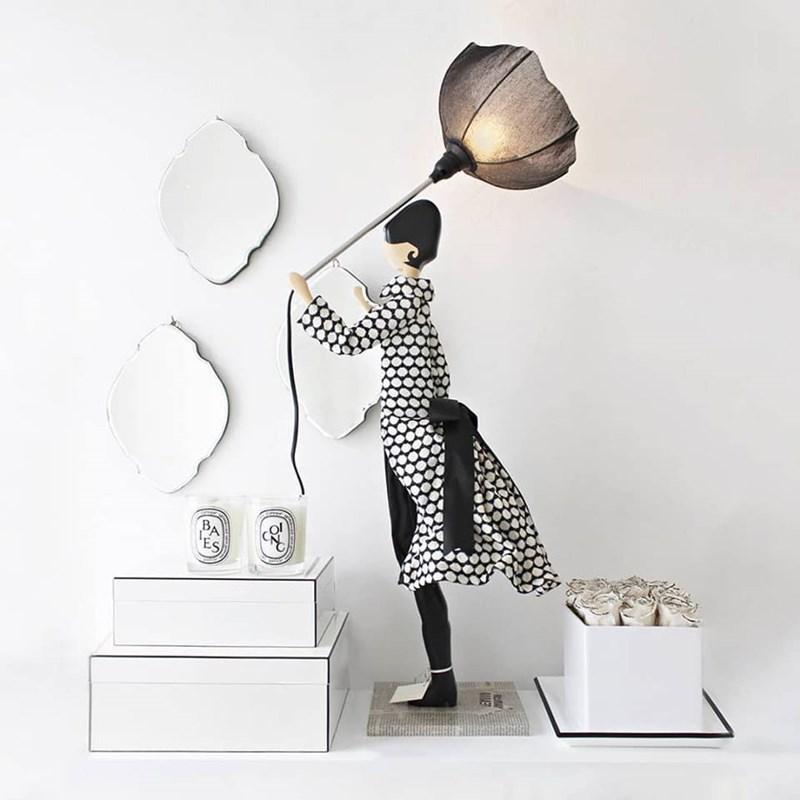 Designerskie lampy SKITSO