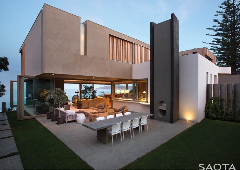 Dom w zgodzie z naturą SAOTA