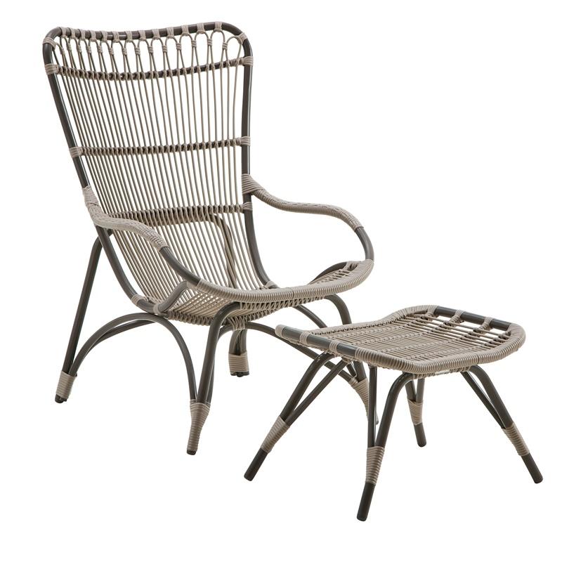 Krzesło ogrodowe Monet Exterior  Sika 1