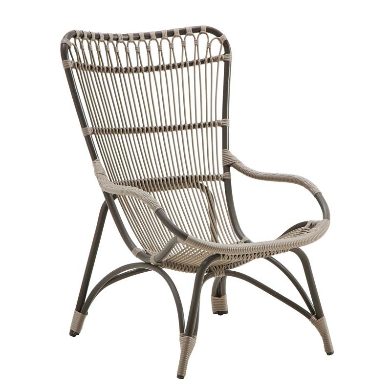Krzesło ogrodowe Monet Exterior  Sika 2