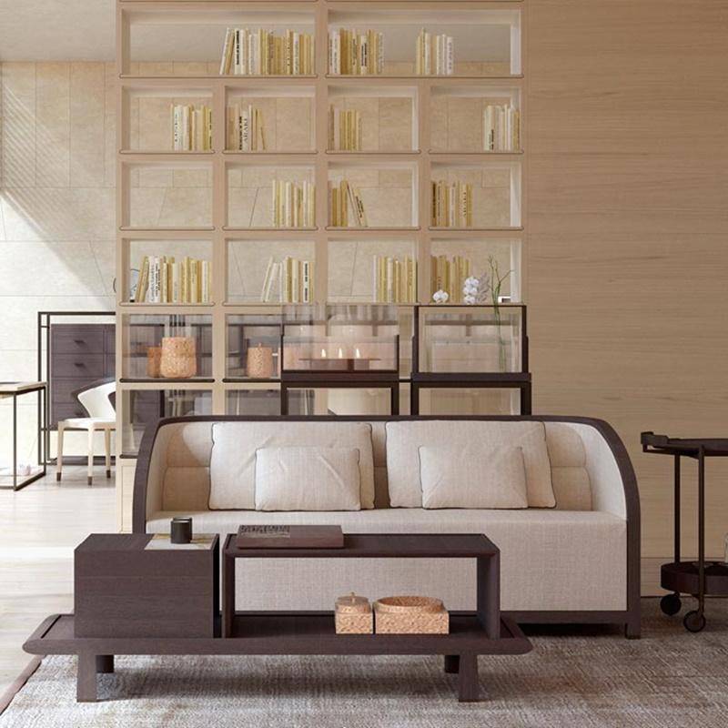 Ekskluzywne meble orientalne z nutą nowoczesności Chi Wing Lo KYVO