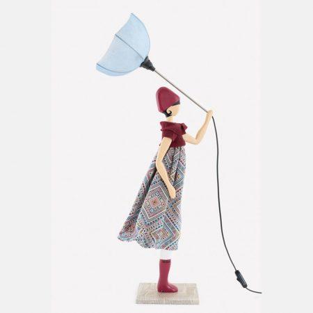 Lampka dziewczynka dla nastolatki Synthia