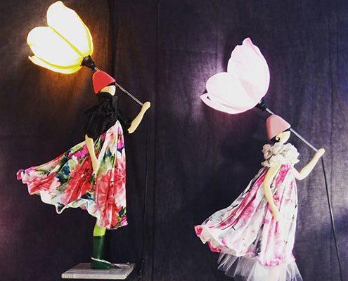 Lampy kobiety SKITSO 1