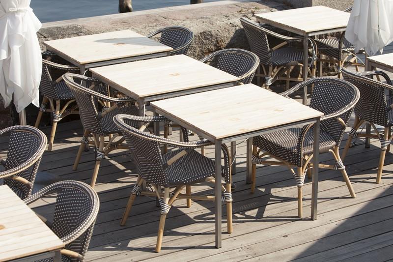 Meble kawiarniane - ekskluzywne wyposażenie hoteli i restauracji