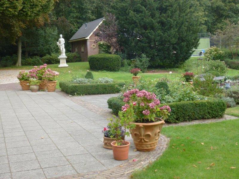 Donica ogrodowa Fleur de Lys S 39 D 36 h Capital Garden