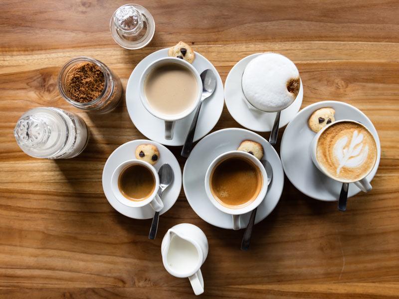 Jak wybrać ekspres rodzaje kaw