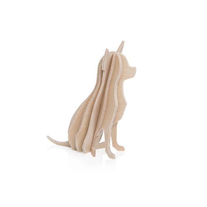 Pocztówka 3D Chihuahua 6 cm Lovi Oy