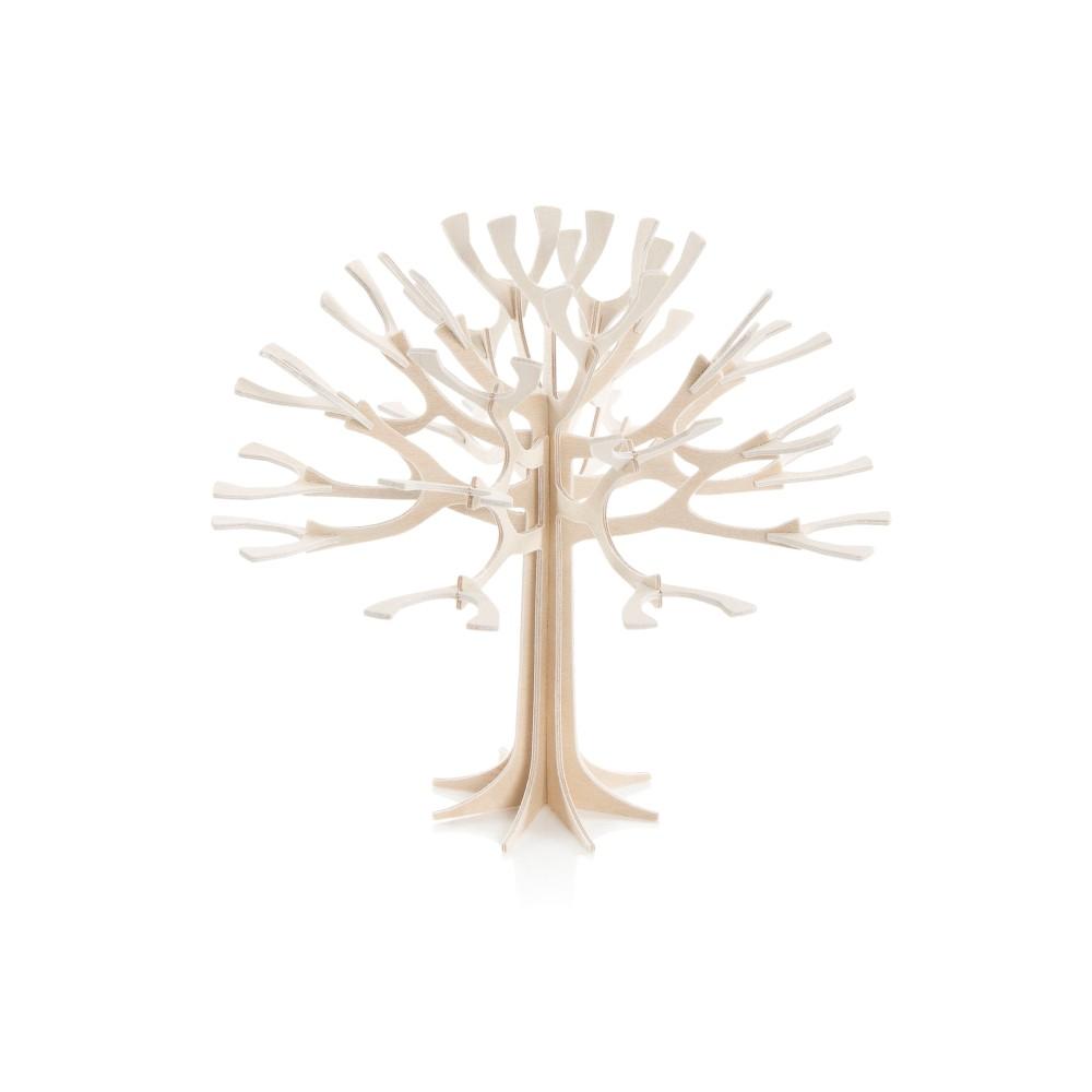 Pocztówka 3D drzewo pory roku 12 cm Lovi Oy