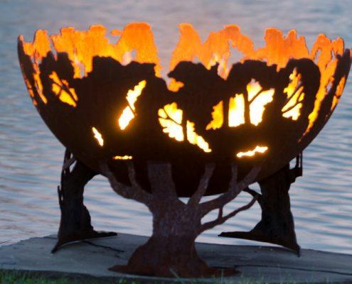 Palenisko ogrodowe misa Forest THE FIRE PIT GALLERY