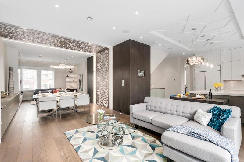 West 45 Avenue Accentrix Design America Property Award 2018 amerykańskie wnętrza