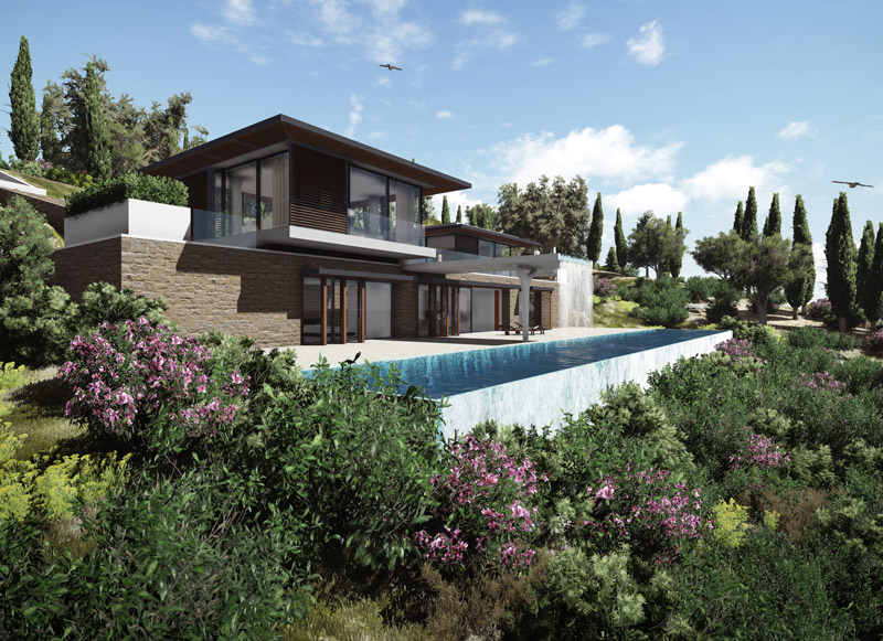 3s Architects and Designers European Property Award 2018