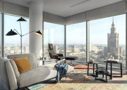 Apartament na 26 piętrze Cosmopolitan