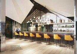 Bar z własną warzelnią piwa hotelu Radisson Blu