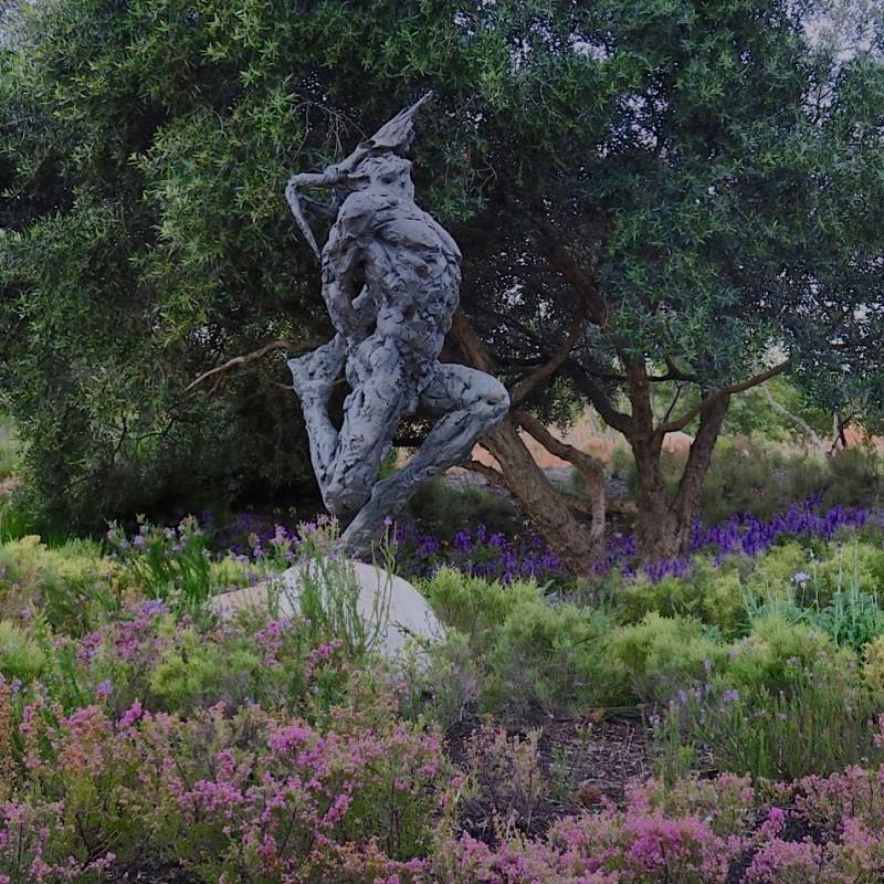 Dylan Lewis niezwykłe rzeźby