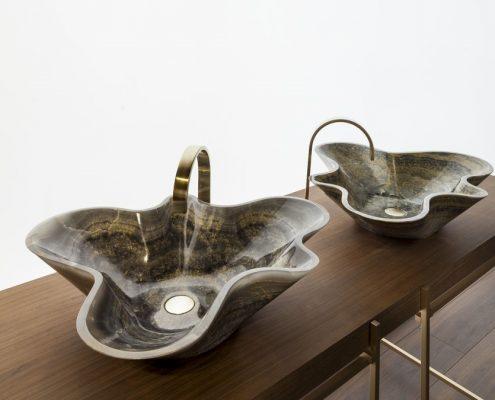 Ekskluzywne umywalki o oryginalnym kształcie