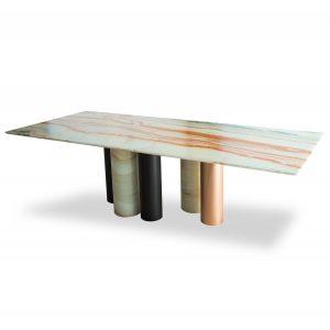 Ekskluzywny stół kamienny Arcaico Kreoo