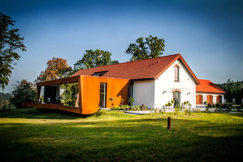 Karpiel Steindel Architektura European Property Award 2018