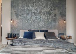 Naturalne barwy w sypialni