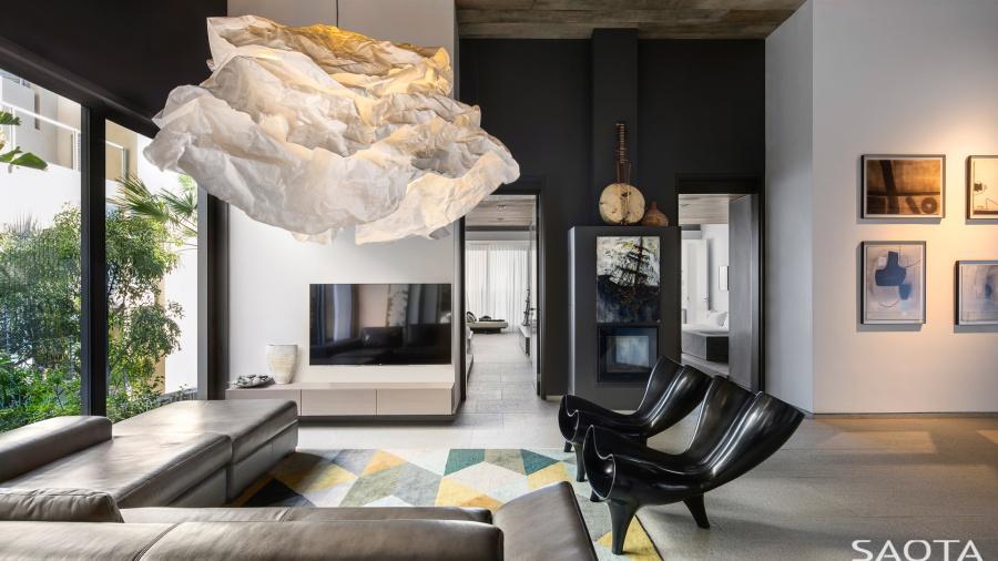 Sztuka w domu – artystyczne wnętrza