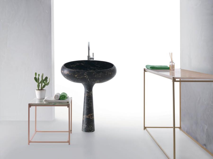 Umywalki z marmuru Gong Kreoo 1