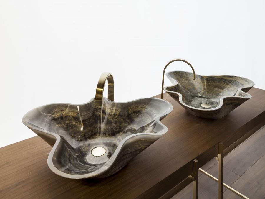 Umywalki z marmuru Nabhi 1 Kreoo 1
