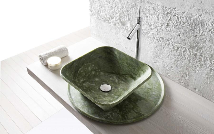 Umywalki z marmuru Nabhi 6 Kreoo