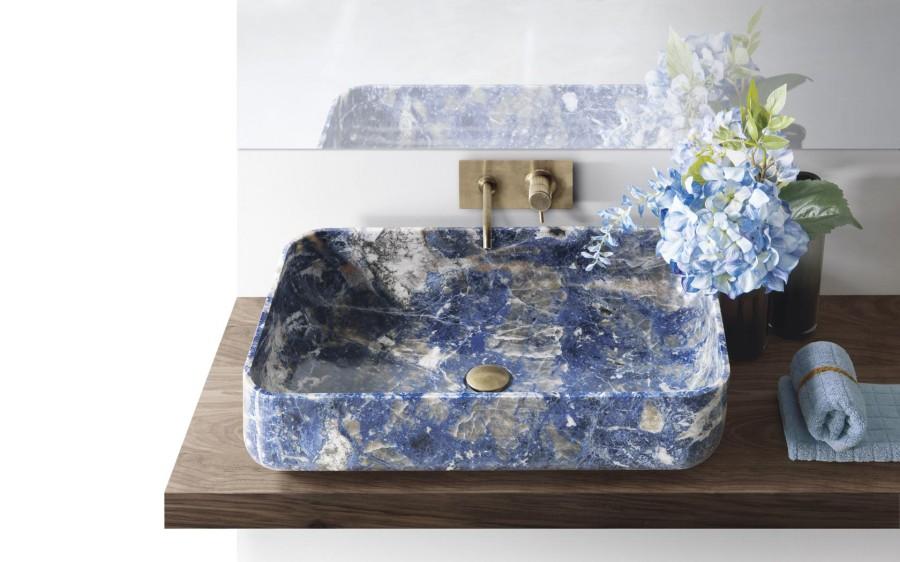 Umywalki z marmuru Nabhi 9 Kreoo