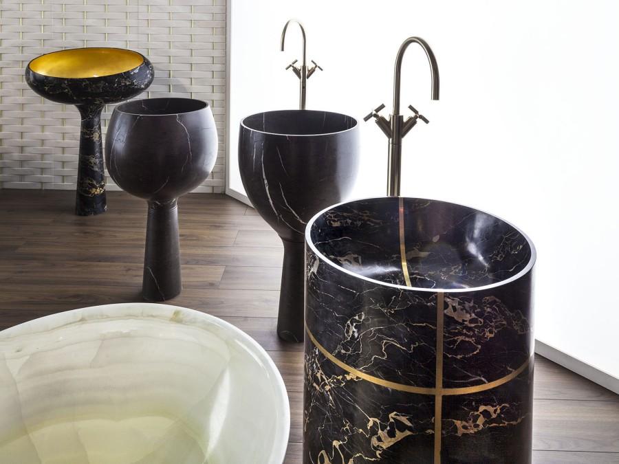 Umywalki z marmuru Tao Kreoo