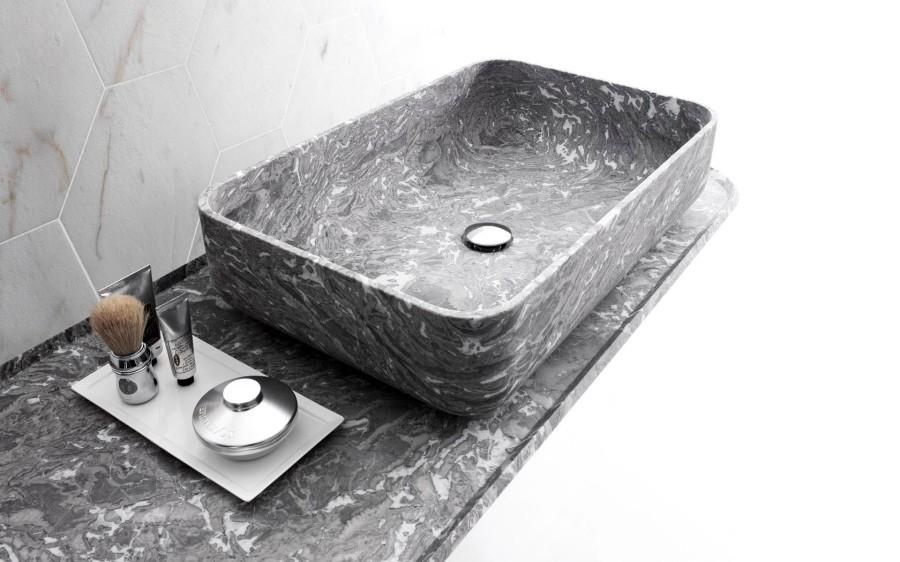 Umywalki z marmuru Trays Kreoo