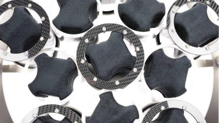 Węglowy rotomat do 11 zegarków LumiSidus