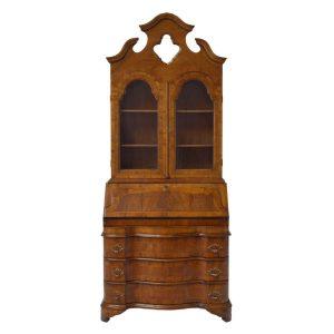 Włoska szafka na książki i sekretarzyk