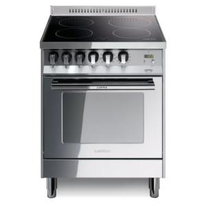 Wolnostojąca kuchnia indukcyjna MAXIMA INOX 60 PL66MFT4I Lofra