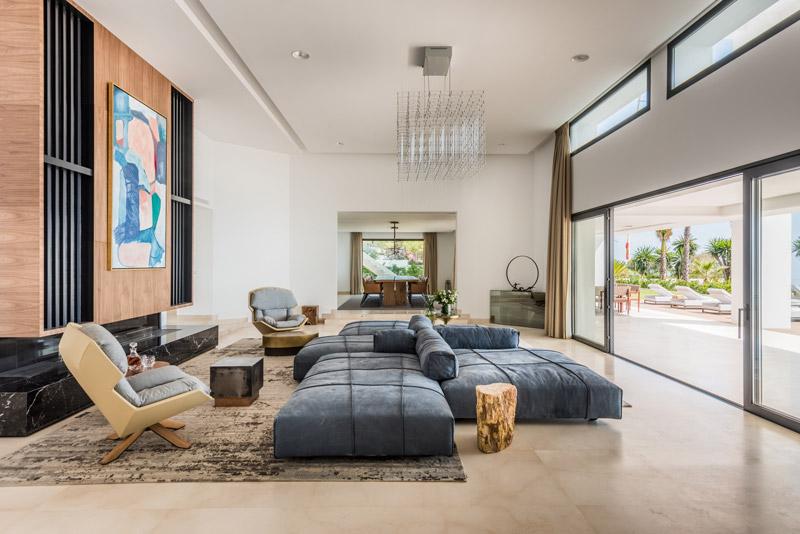 europejskie wnętrza Ambience Home Design - European Property Award 2018