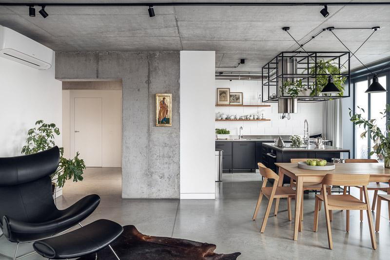 europejskie wnętrza BLACKHAUS Karol Cieplinski Architekt - European Property Award 2018