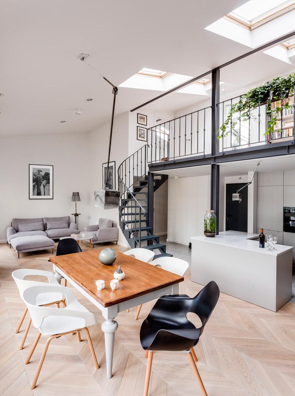 europejskie wnętrza Loft Factory - European Property Award 2018