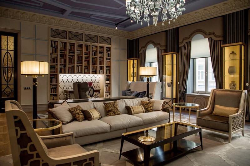europejskie wnętrza S Y D Interiors - European Property Award 2018
