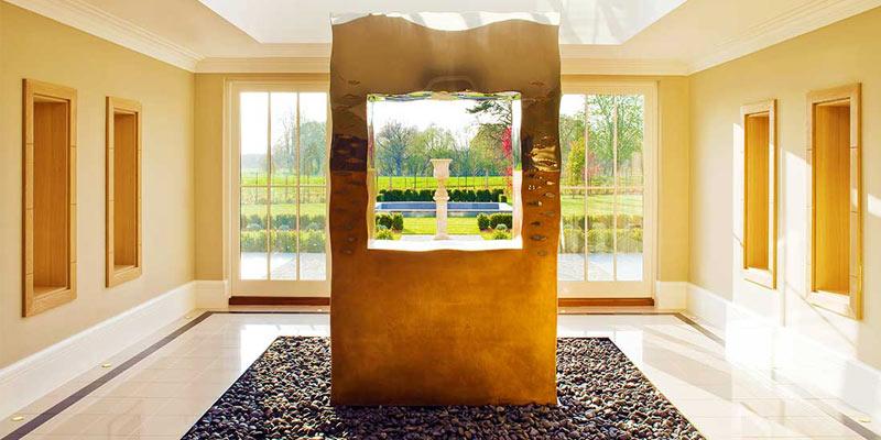 David Harber - rzeźby i fontanny