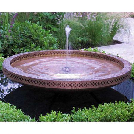 Eleganckie fontanny misy MIMEO David Harber