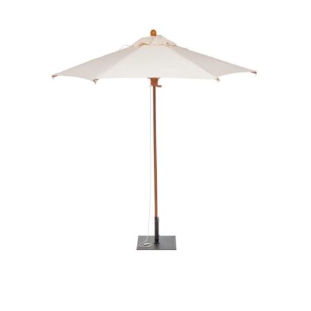 Parasol ogrodowy drewno 250cm Para Ombrelloni 1
