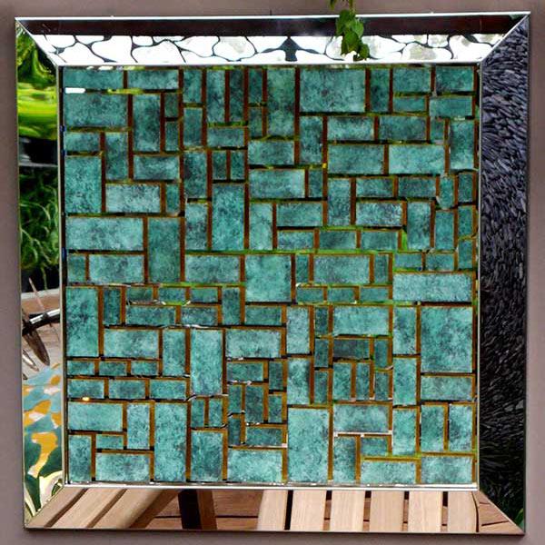 Rzeźba ścienna z brązu BRONZE WALL ART David Harber